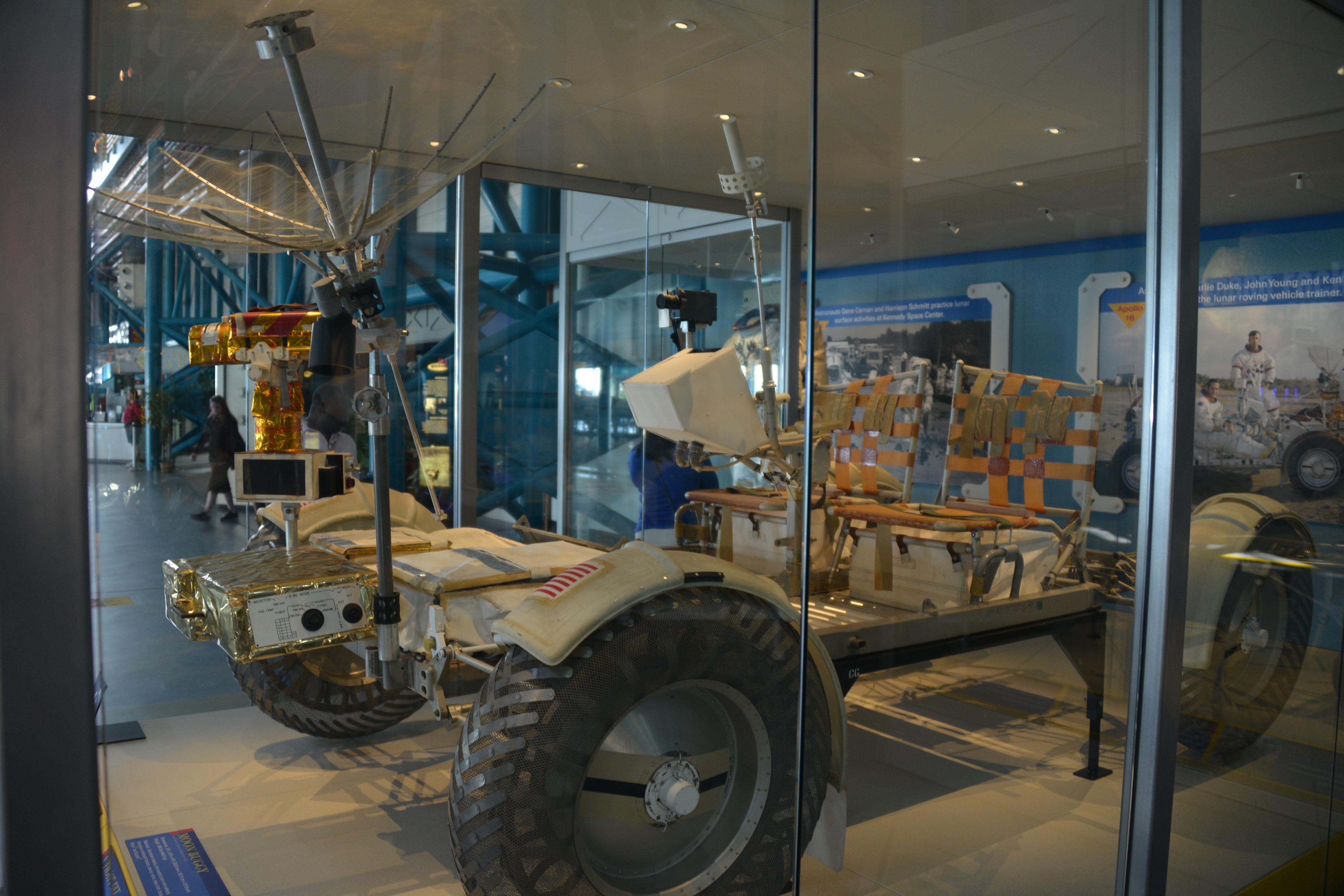 Das Mondauto