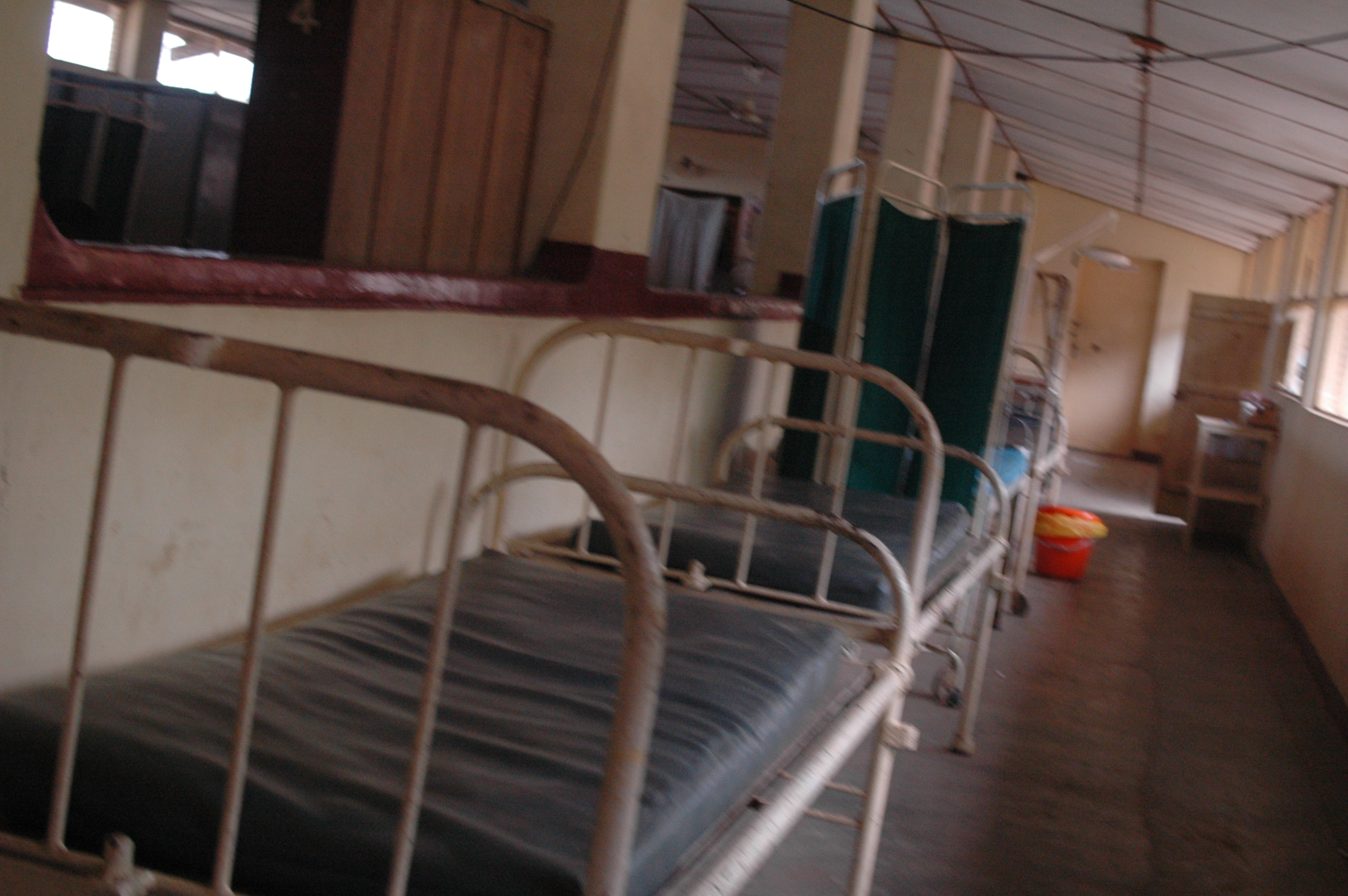 Krankenhaus an der Ostküste