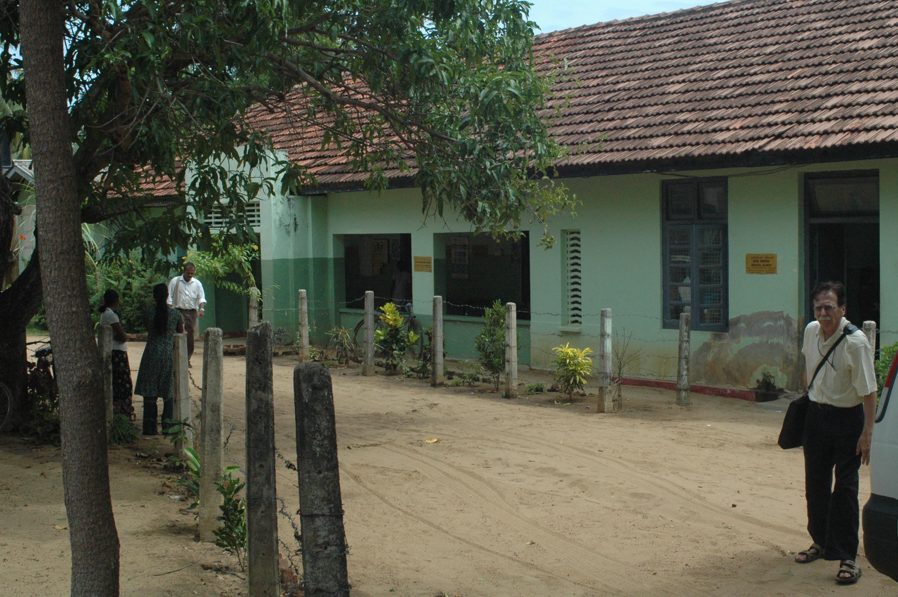 Krankenhaus Periya Kallar